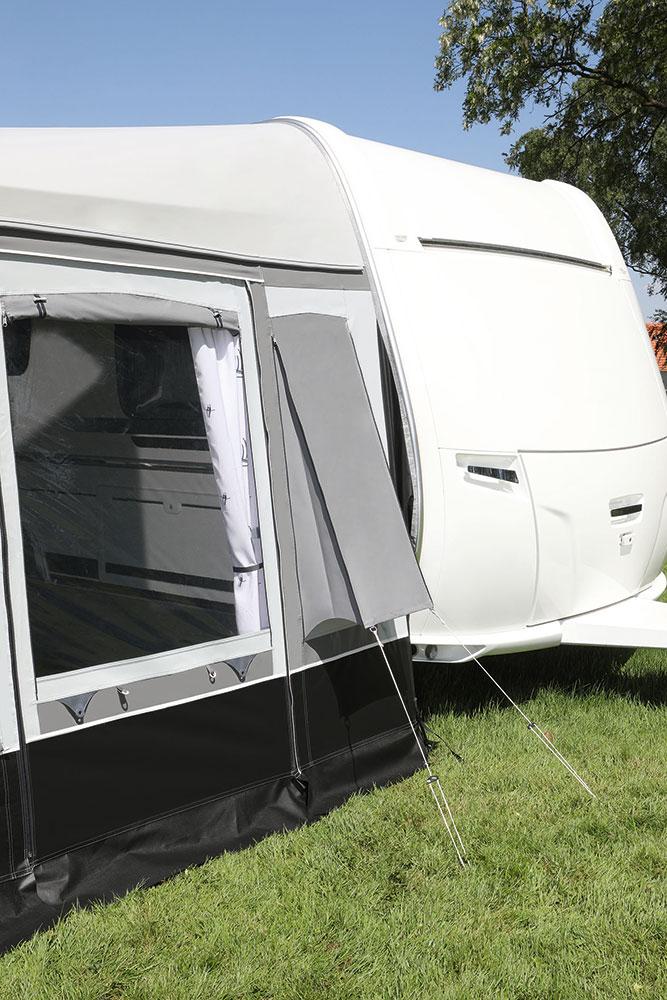 Die Modelle Atrium 280 und Atrium 300 verfügen zusätzlich über eine Allwetter-Lüftung auf beiden Seiten.