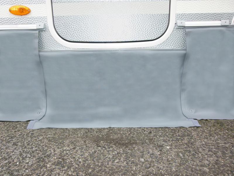 Bodenschürze für alle Wohnwagen mit tiefem Einstieg
