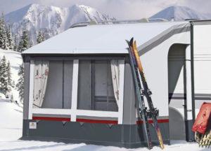 Wintervorzelt Pamir, der Partner für den Urlaub im Schnee und Eis!
